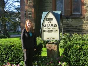 Rev. Amanda Henderson-Bolton
